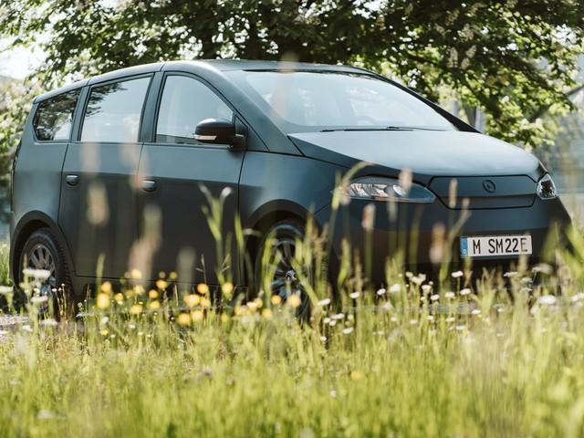 Sono Motors Sion: Dieses Elektroauto fährt mit der Kraft der Sonne