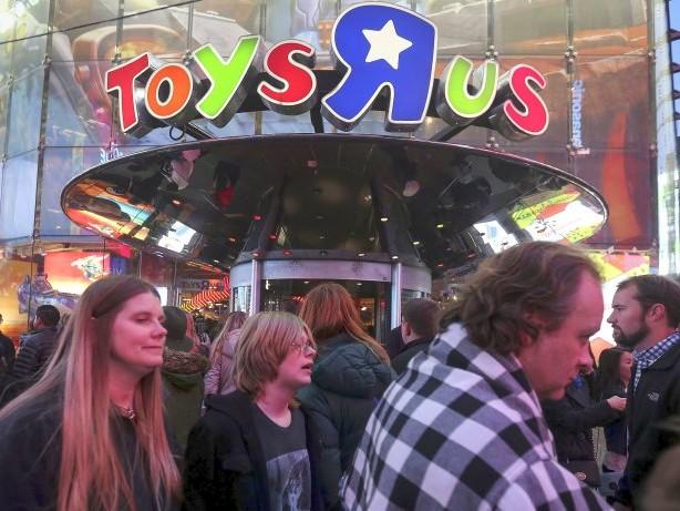 Gläubigerschutz: Spielwarenkette Toys R Us steht vor Insolvenzantrag