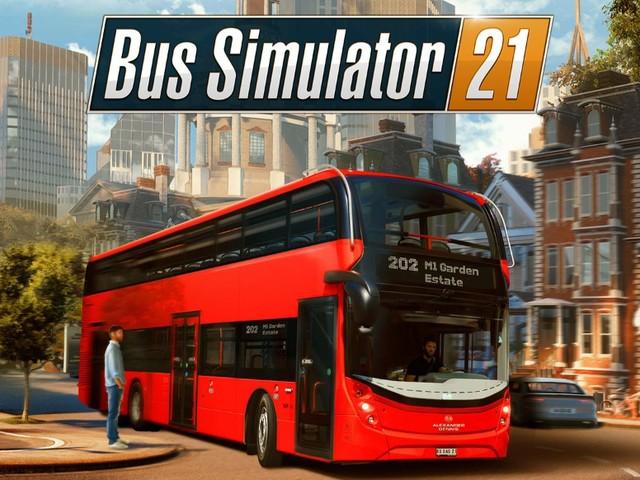 Bus Simulator 21 erscheint Anfang September; 30 Busse im Fuhrpark