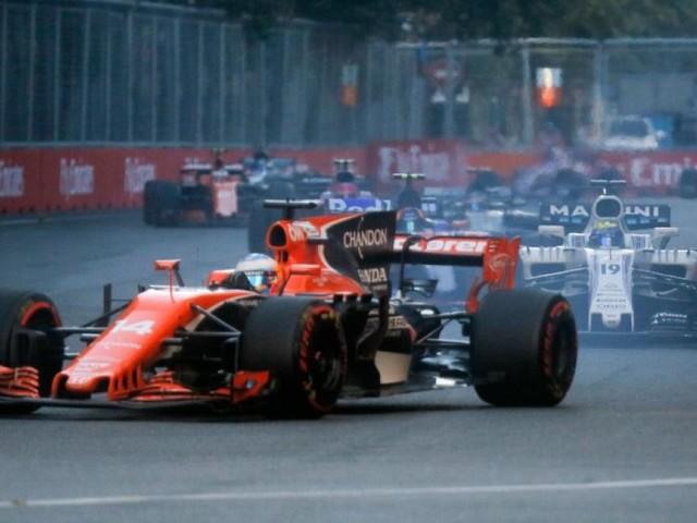 Alle Infos zum Aserbaidschan-GP in der Formel 1 2021: Zeitplan, Übertragung und Strecke