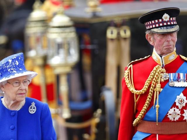 Einziger Royal bei Queen-Geburtstag: Wer ist der Duke of Kent?
