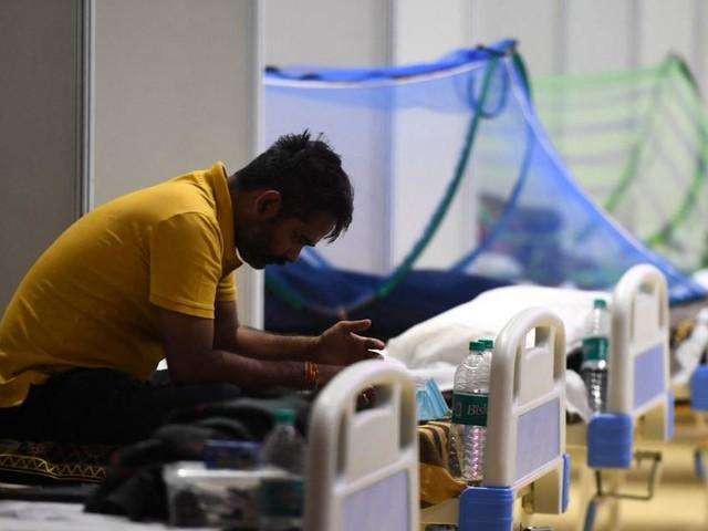 Coronavirus stürzt Indien in eine Krise: Tagesrekord an Toten