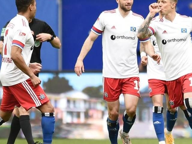 Eintracht Braunschweig - HSV im DFB Pokal: Liveticker und Übertragung im TV oder Live-Stream