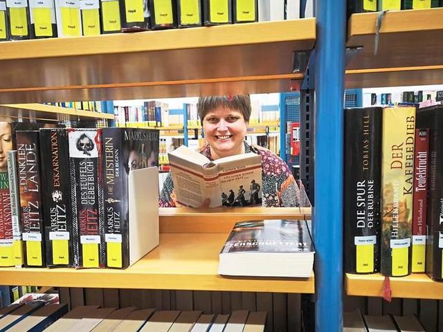 Münsterland: Bücher und Stifte in Quarantäne