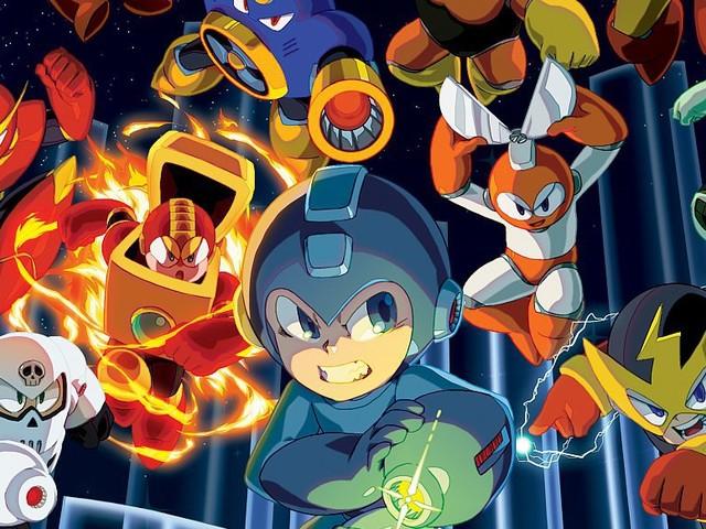 MegaMan Legacy Collection und MegaMan Legacy Collection 2 erscheinen am 22. Mai für Switch