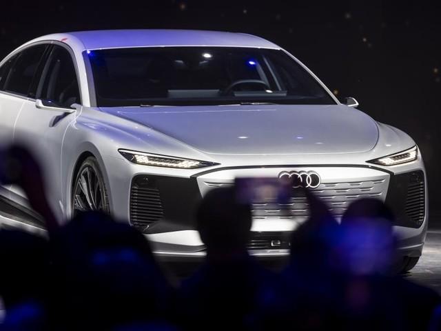 Audi stoppt teilweise Produktion wegen Chipmangels
