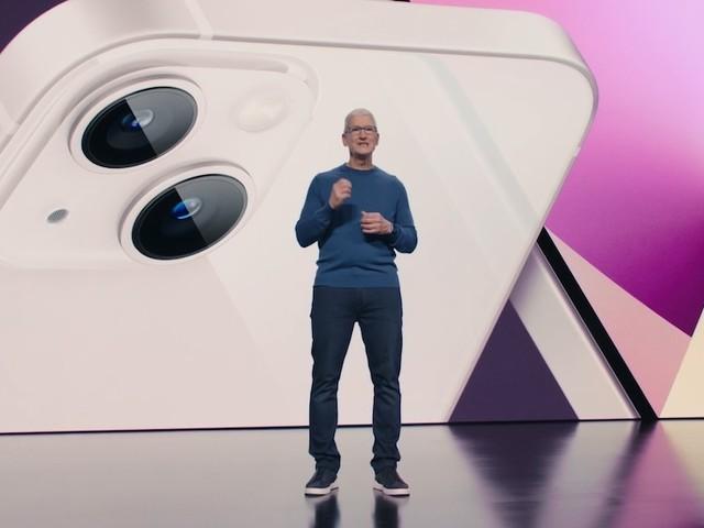 Tech-Event im Ticker-Protokoll - Apple Keynote 2021: iPhone 13 kostet in teuerster Variante unglaubliche 1829 Euro!