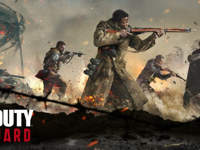 Call of Duty: Vanguard - Das Stalingrad-Level im Spielszenen-Video