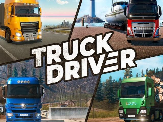 Truck Driver: Switch-LKWs und USA-Lackierungen stehen bereit