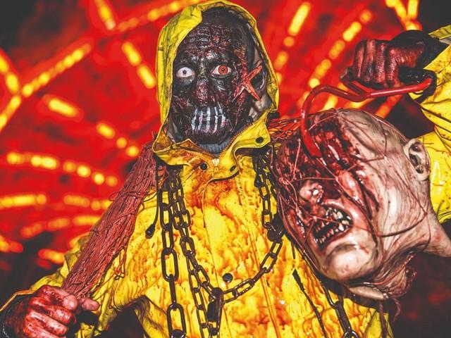 Preise für Mazes bei Halloween Horror Festival 2020 in Movie Park Germany bekannt