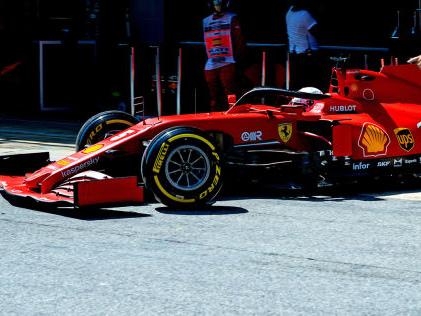 Formel 1: Ferrari nur noch Mittelmaß Rivalen reden Vettel stark