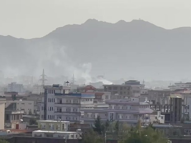Explosion erschüttert Afghanistans Hauptstadt Kabul