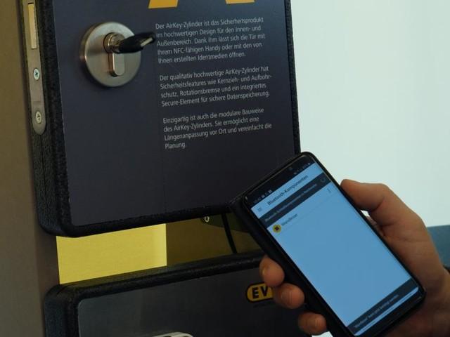 Wie das Handy zum Schlüssel wurde