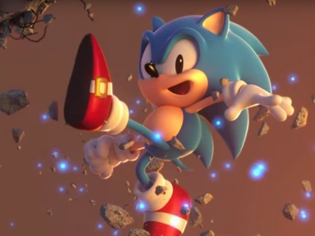 Sonic Forces - Videos: Space-Port-Stage und Rental-Hero-System