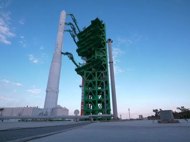 Südkoreas erste Weltraum-Rakete: Test nur teilweise geglückt