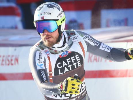 Ski Alpin: Kitz: 2 gebrochene Finger bei Jansrud