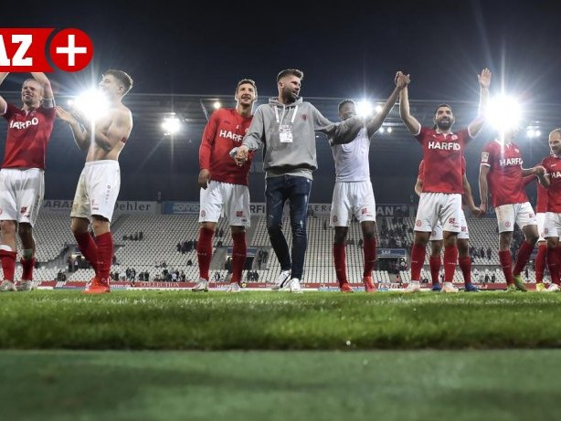 """Rot-Weiss Essen: RWE-Trainer Christian Neidhart: """"Bin stolz auf die Jungs"""""""