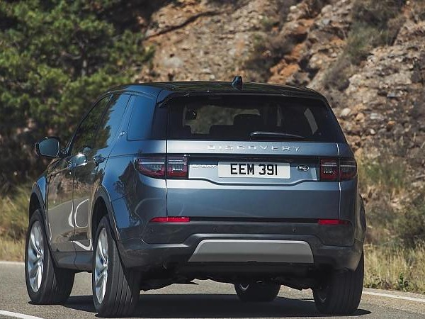 Land Rover Discovery Sport: Familiencruiser