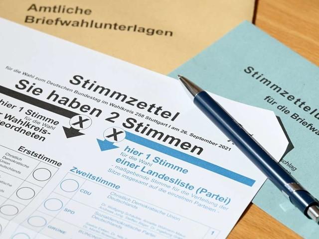 Bundestagswahl 2021: So hat Weinstadt gewählt