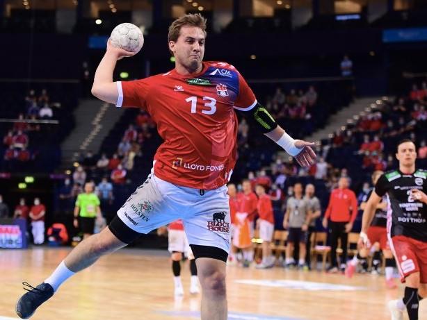 """Handball: Hamburgs Niklas Weller """"wertvollster Spieler"""" der 2. Liga"""