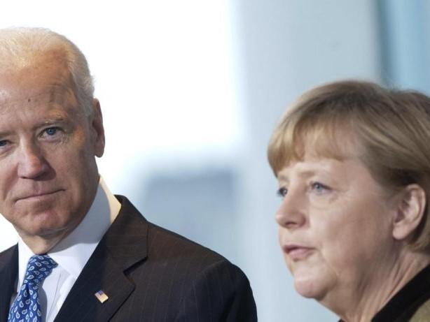 Staatsbesuch: Angela Merkel besucht Joe Biden am 15. Juli in Washington