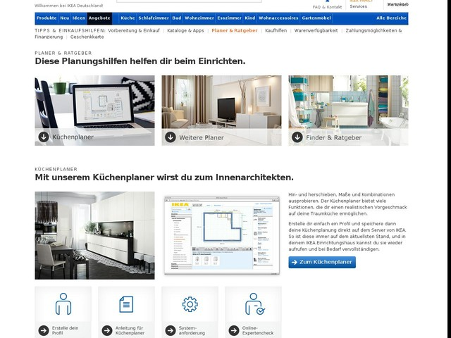 IKEA Planer & Ratgeber - IKEA - Technologie - Anygator.com