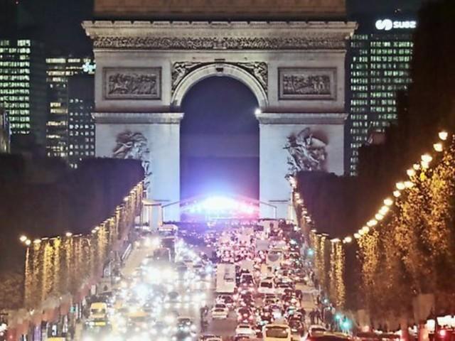 Paris verbannt alte Diesel aus der Stadt