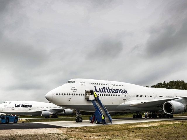 Ende einer Ära: Boeing stellt Produktion des Jumbo Jets ein