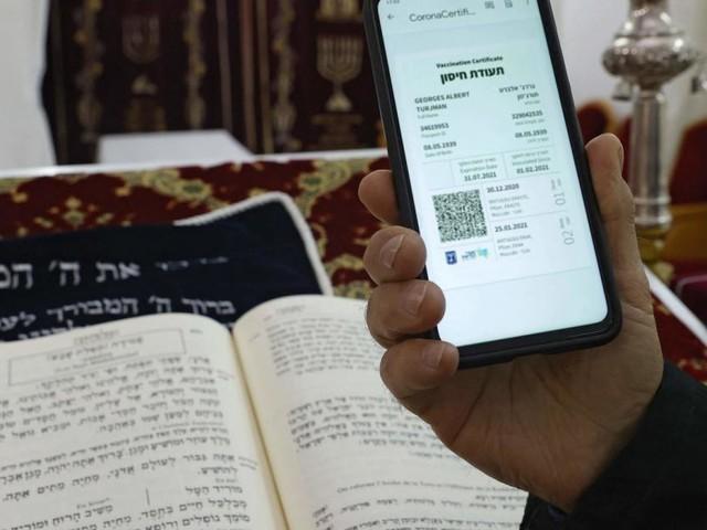 In Israel geht mit dem grünen Impfpass ab heute das Leben los
