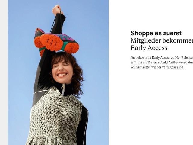 Zalando führt 'Early Access' für Plus Mitglieder ein