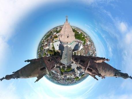 360°-Projekt: Wie der Wormser Dom noch nie zu sehen war