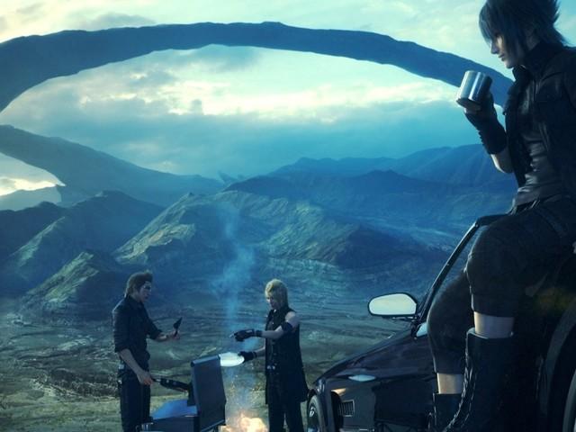 Final Fantasy 15: Vier weitere DLCs (Episoden) bis 2019 bestätigt