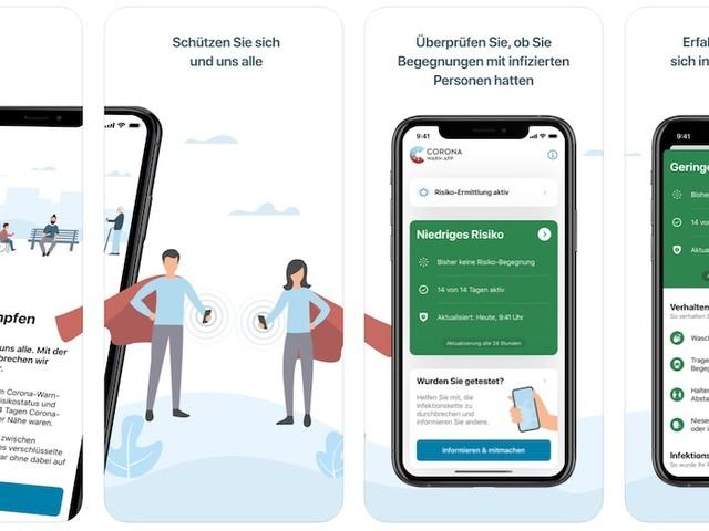 Corona-Warn-App erhält Update