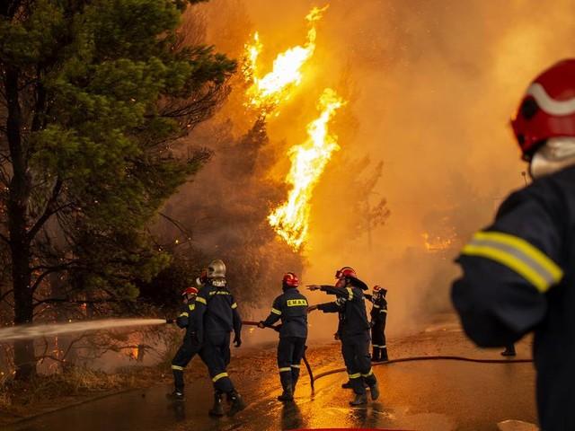Italien, Griechenland, Türkei: Waldbrände in Südeuropa breiten sich unvermindert weiter aus
