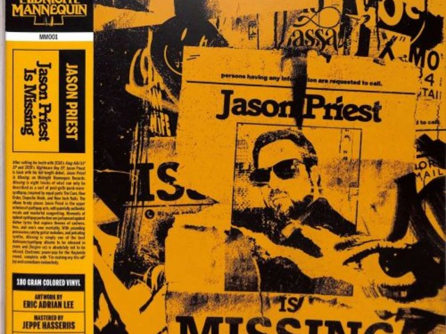 Bandvorstellung: Jason Priest (New Wave / Synthpop / Post Punk)
