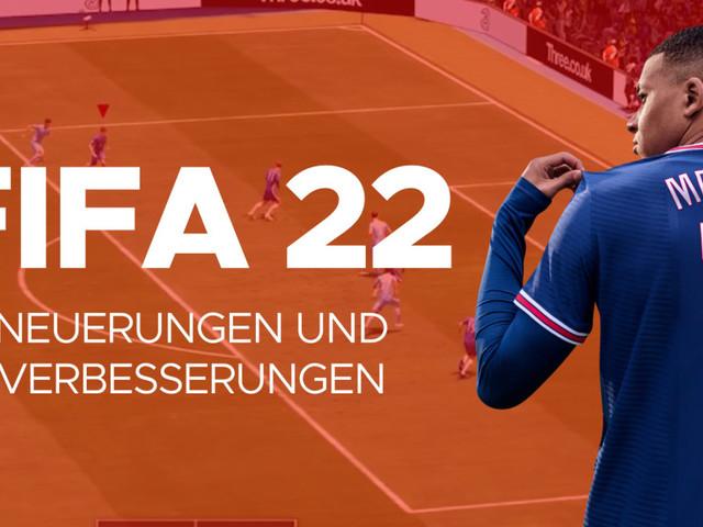 FIFA 22: Neuerungen und Verbesserungen im Video
