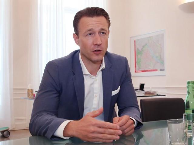 "Finanzminister Blümel: ""Wir waren nie Nulldefizit-Fetischisten"""