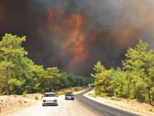 """Feuer: Waldbrände in der Türkei: """"Die Situation macht Angst"""""""