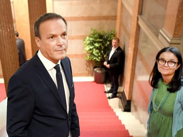 Finanzminister Eduard Müller, ein Staatsdiener der guten alten Schule