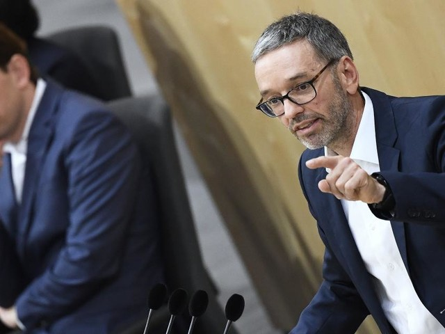 Absage an Kurz-ÖVP, aber Ja zu einer Doskozil-SPÖ: Orientiert sich FPÖ neu?