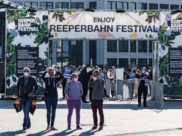 """Reeperbahn-Festival endet: """"Endlich wieder Live-Auftritte"""""""