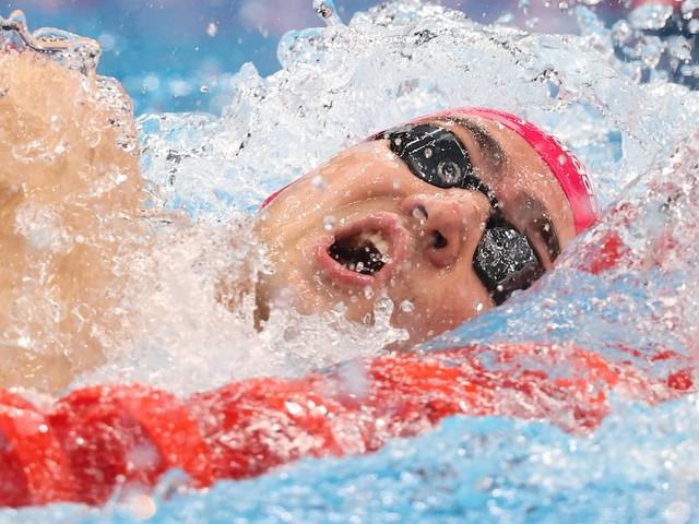 Schwimmen bei den Olympischen Spielen im Live-Stream: - So sehen Sie alle Wettbewerbe live im Internet und TV