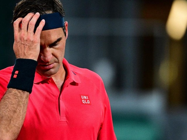 French Open: Einsatz von Federer im Achtelfinale unsicher