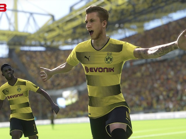 Pro Evolution Soccer 2018: Partnerschaft mit Inter Mailand