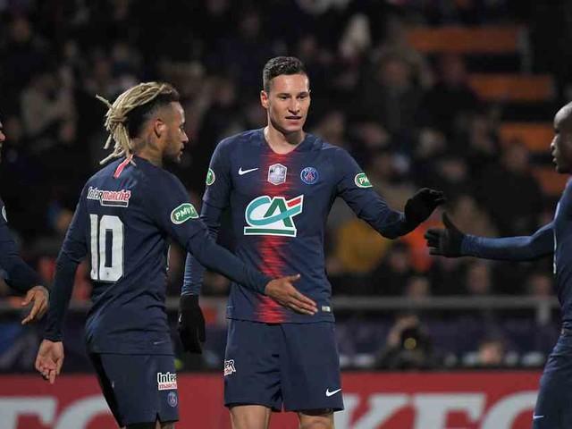 3:0 gegen SC Amiens: Starker Draxler verhilft PSG zum Heimsieg