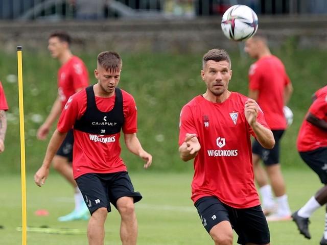 """Podolski vor Zabrze-Debüt: """"Ich kann nichts versprechen"""""""