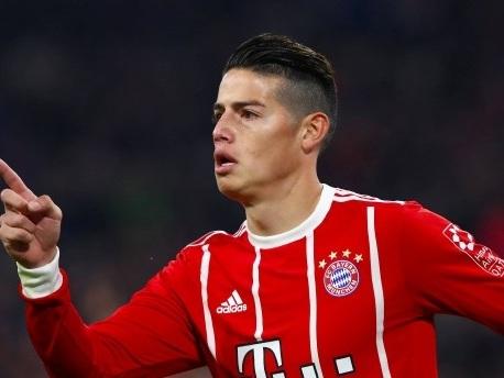 Champions League: Warum James bei Bayern aufblüht