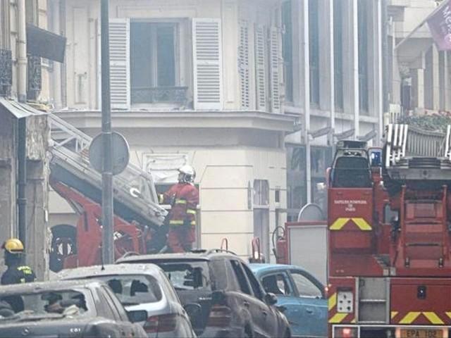 Viele Verletzte bei Explosion in Pariser Innenstadt