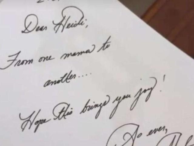 Royale Überraschung! Heidi Klum bekommt Geschenk von Herzogin Meghan - und eine persönliche Nachricht