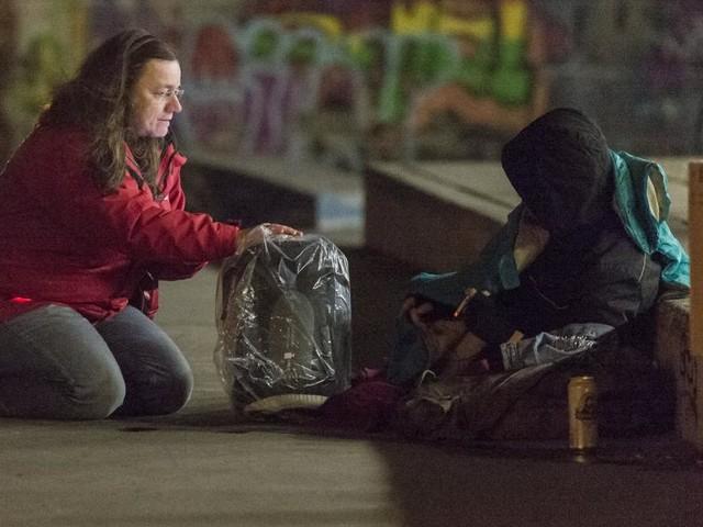 Obdachlosigkeit: Wien springt für östliche Nachbarstaaten ein